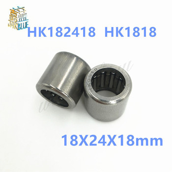 HK1818 Drawn cup Needle roller bearings 67941/18 the size of 18*24*18mm 4134